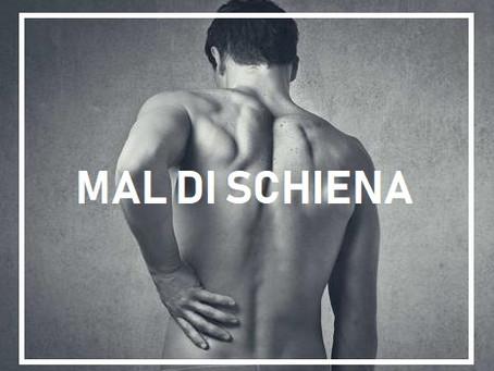 Mal di schiena: non solo colonna vertebrale