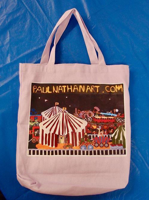 Circus Tent Tote