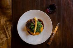 Frank's Eatery Dinner Aug 2020 by Kriste