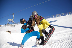 Snowboard guys at Cardrona 2018