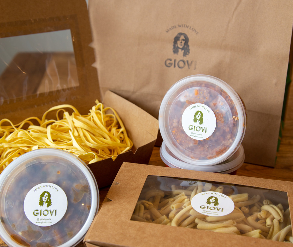 Pre-order Pasta for easy pick up