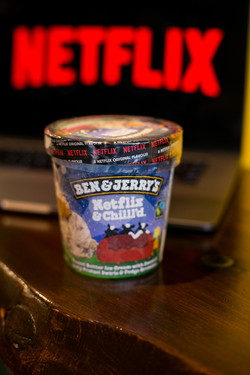 Frank's +Go Ben & Jerry's by Kristel Mar