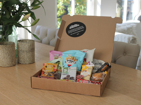 Social media Management voor de Healthy Snackbox & Vidley
