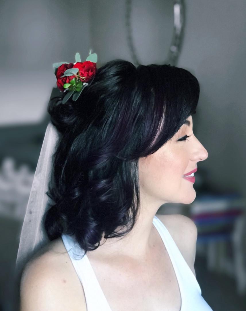 Bridal Hair & Makeup. Miami, FL
