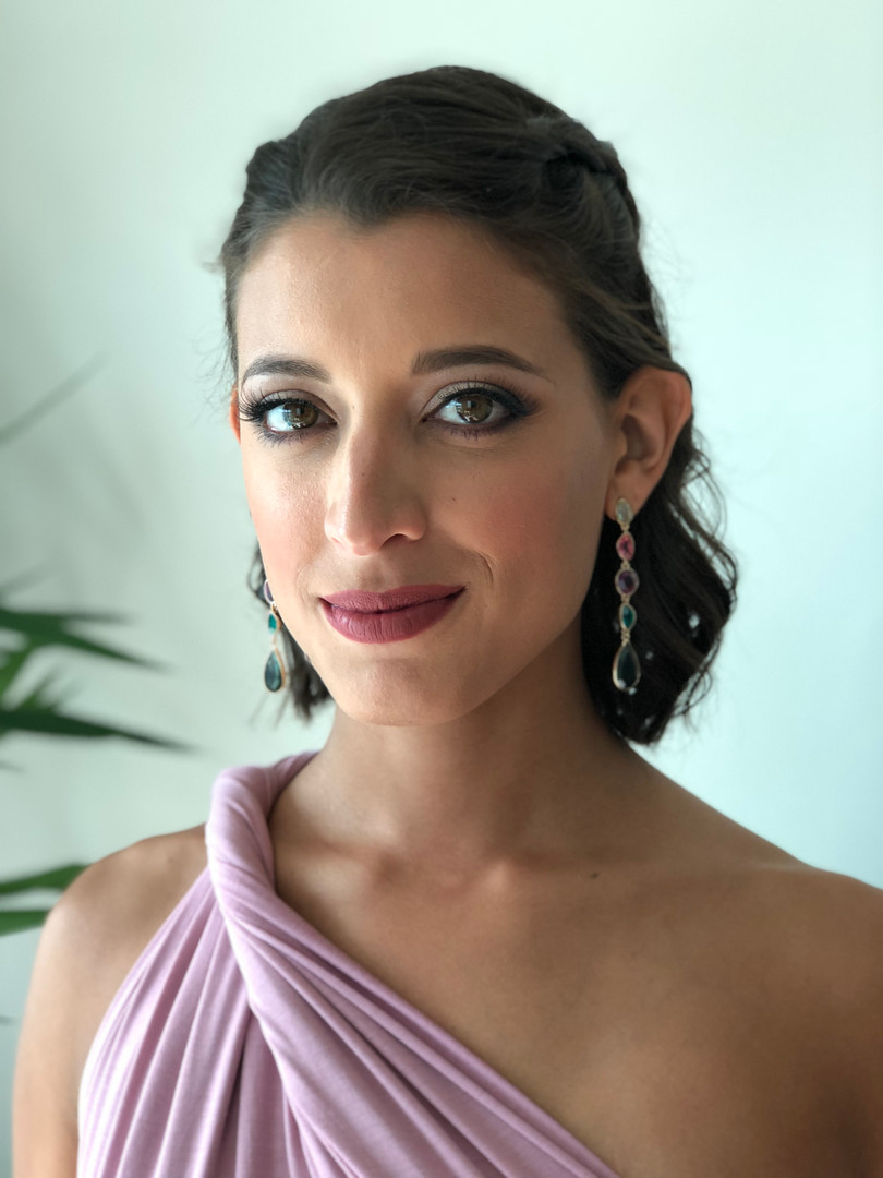 Bridesmaid Makeup. Miami, FL