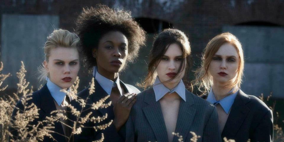 Hair & Makeup for Flavio DiZorzi Photography. NYC