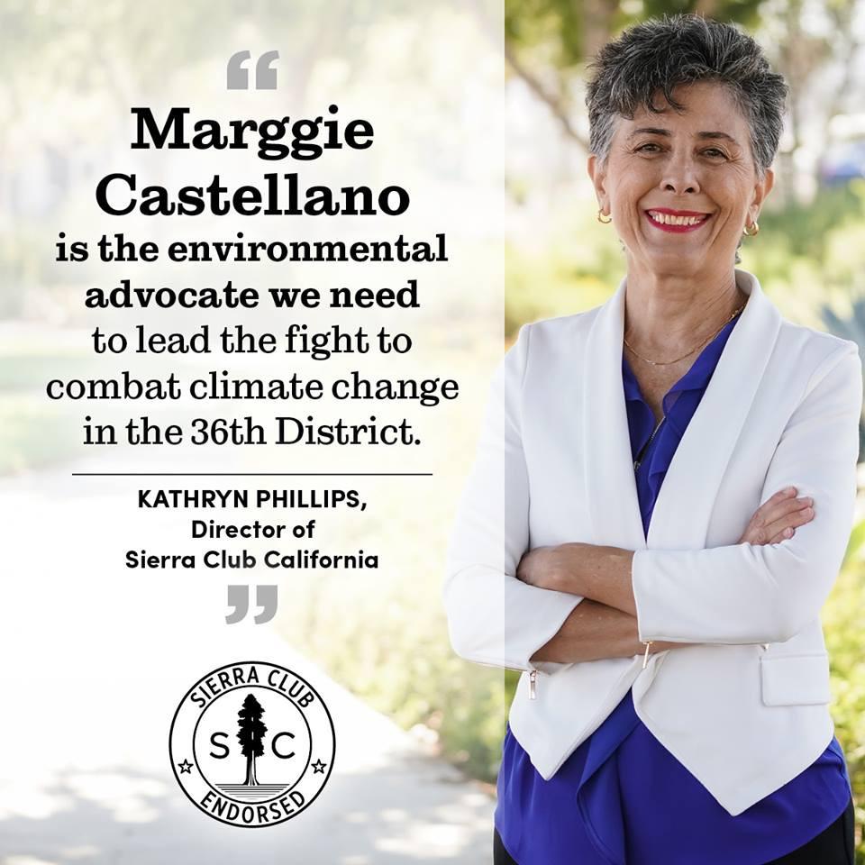 Marggie Castellano Campaign Ad.  San Diego, CA