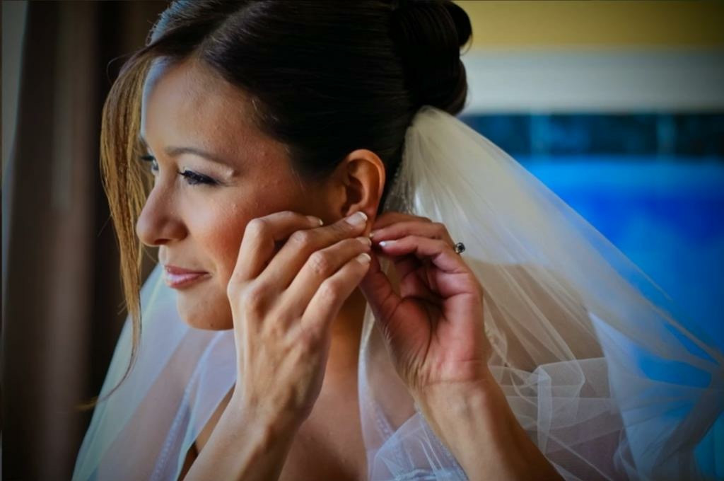 Bridal Hair & Makeup. New Brunswick, NJ