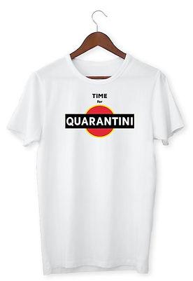 Time for quarantini