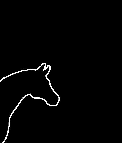 HorseHeadHappyThanksgivingBlack.png