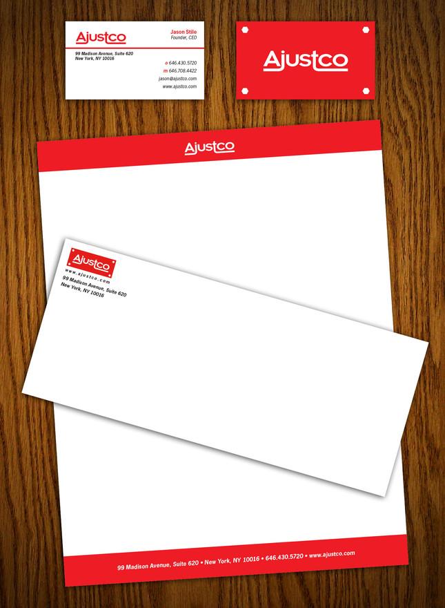 Ajustco Corporate Identity