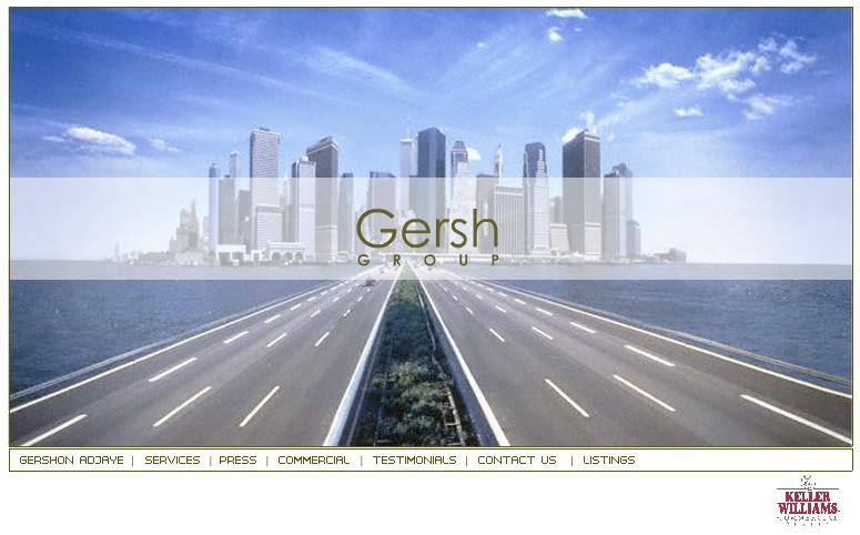 Gersh Group Website