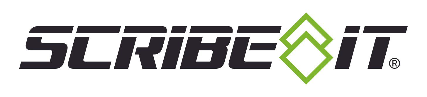 Scribe It Logo Design