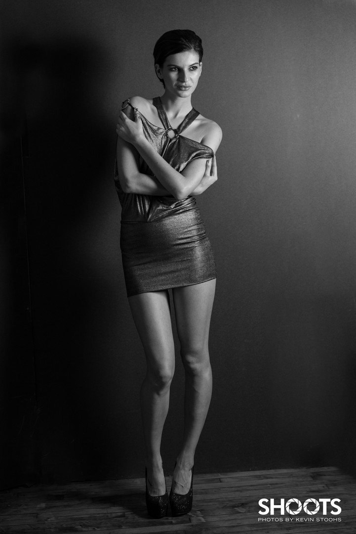Linda Black & White