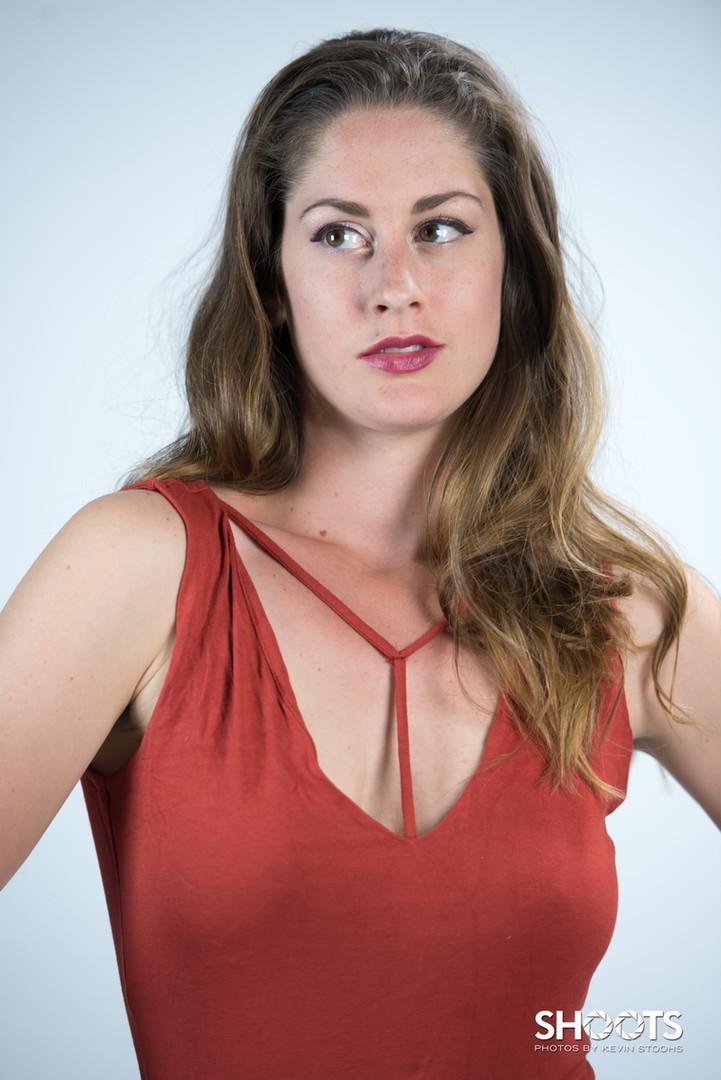Beth Portrait Dress