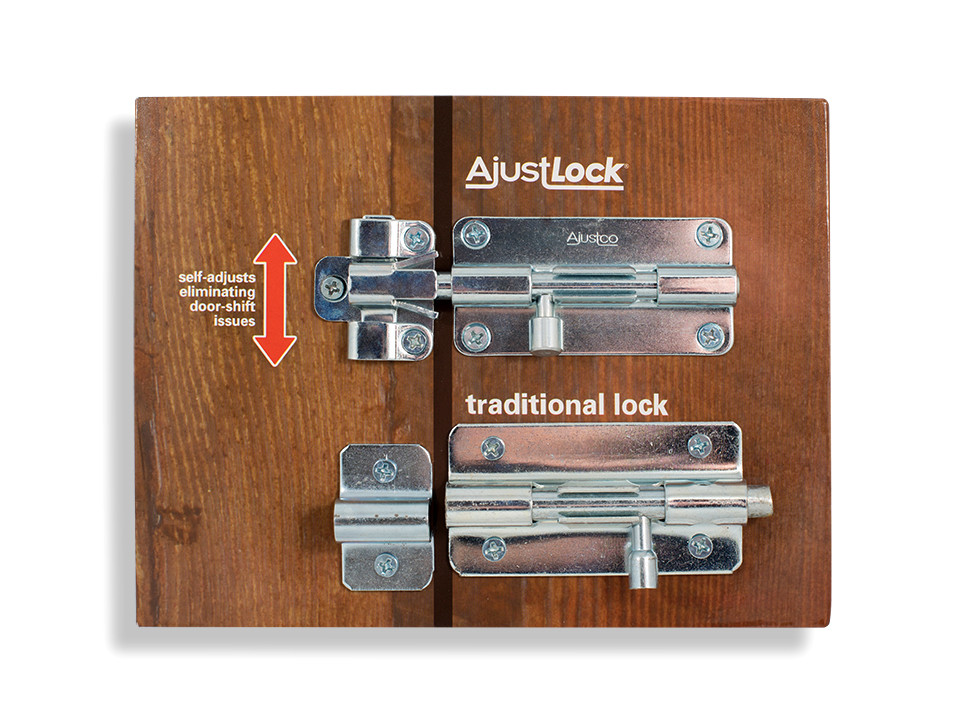 AjustLock Demo Board