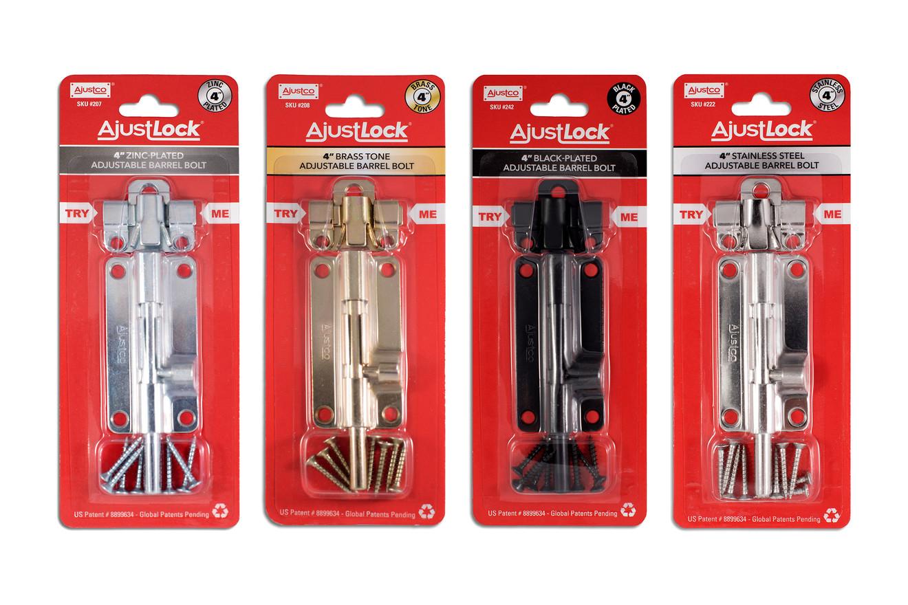 AjustLock Package Design