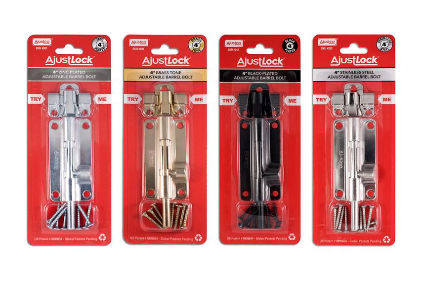 AjustLock Blister Package Design