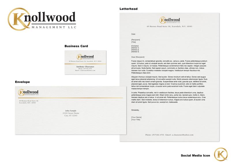 Knollwood Corporate Identity