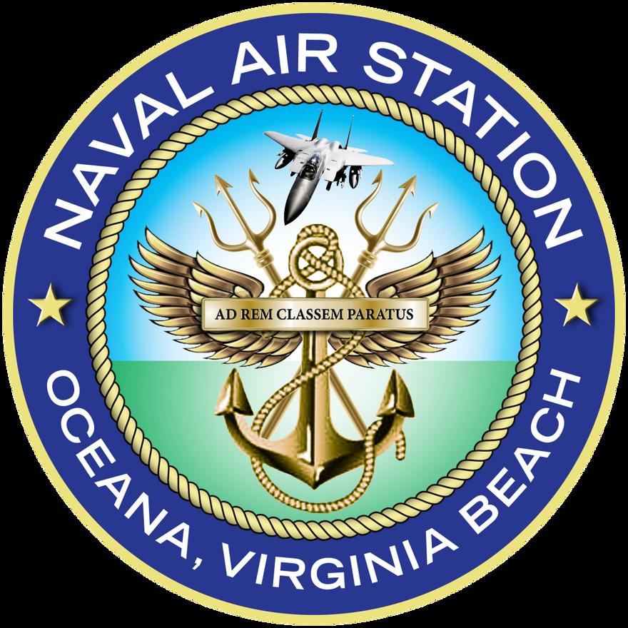 Naval Air Station Logo