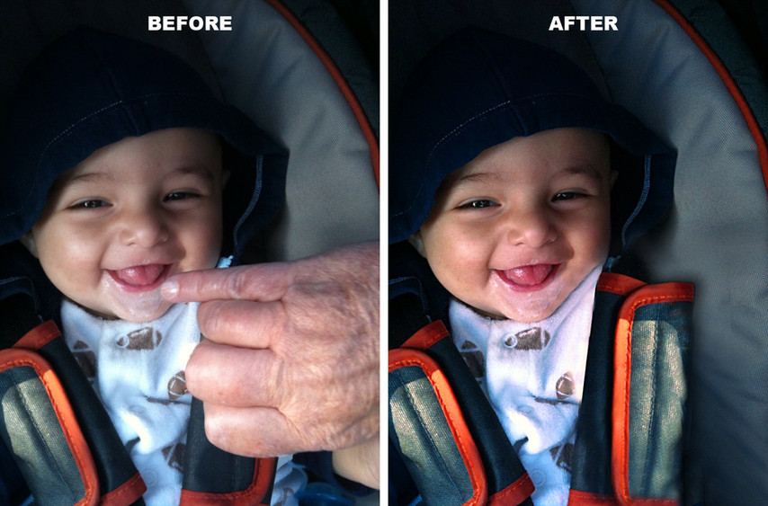 Baby Retouch