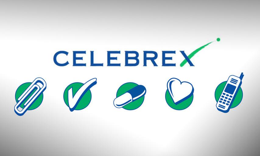 Celebrex Web Icons