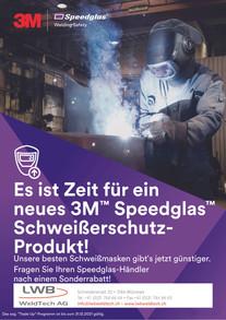 Speedglas Schweisserschutzprodukte