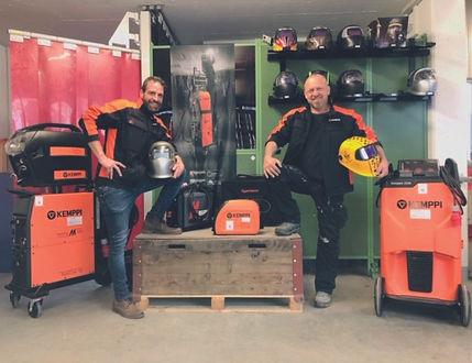 Büezer Bueb Gölä kauft bei LWB WeldTech AG