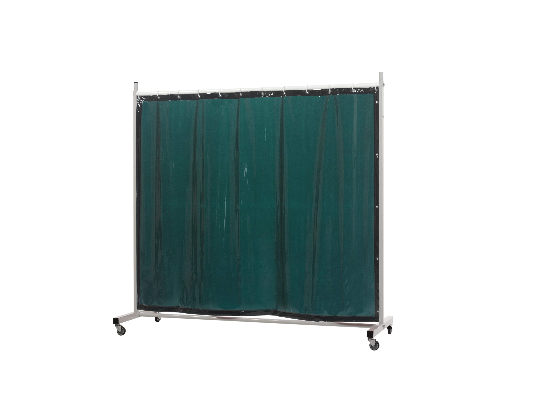 Stellwand Robusto Vorhang Green 6