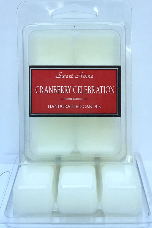 Cranberry Celebration Wax Melt