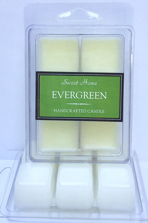 Evergreen Wax Melt