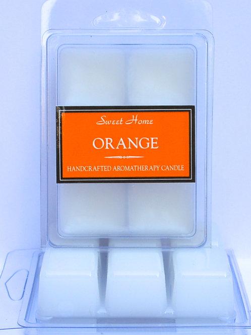 Orange Wax Melt