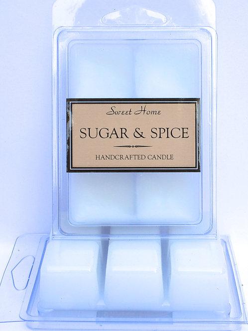 Sugar & Spice Wax Melt