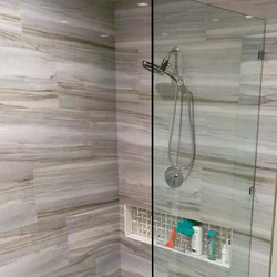 Do you want to find a way to make your bathroom or home unique_ At Gold Glass we can help complete y