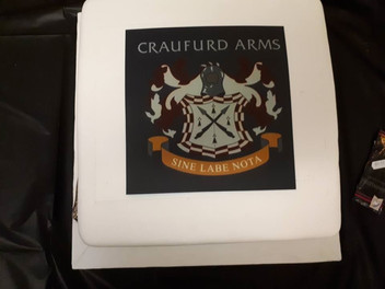 Cake at The Craufurd Arms