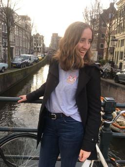 Anna in Amsterdam