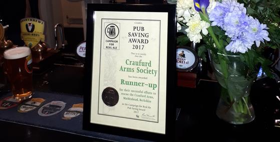 CAMRA Award