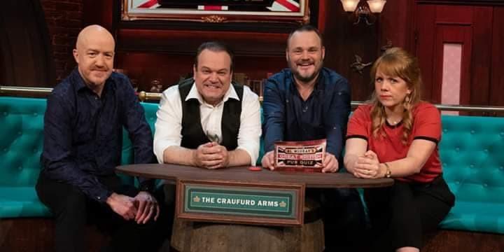 The Great British Pub Quiz Team