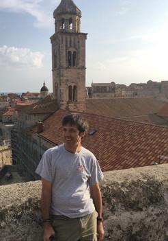 Bob in Dubrovnik