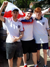 World Cup at the Craufurd Arms