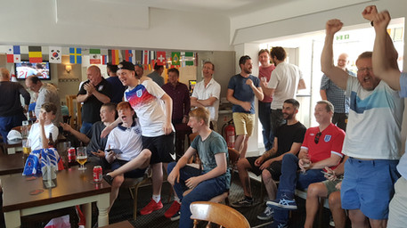 World Cup 2018 at The Craufurd Arms