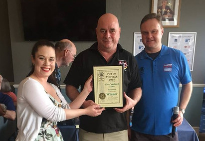 CAMRA 2018 Maidenhead Pub of the Year