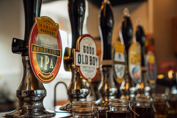 Taps at the Craufurd Arms