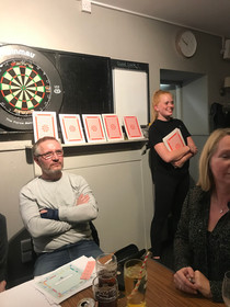 Pub Quiz and Raffle for Cancer Research4