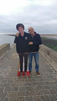 When Harry met Simon in Dunkirk