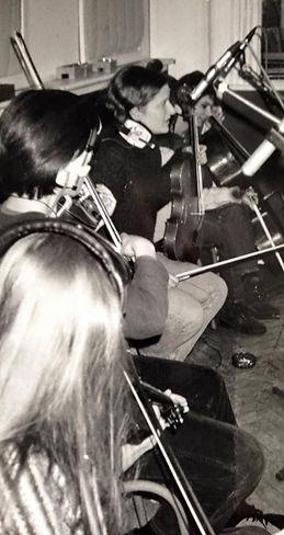 Enigma String Quartet UK, at Abbey Road Studios