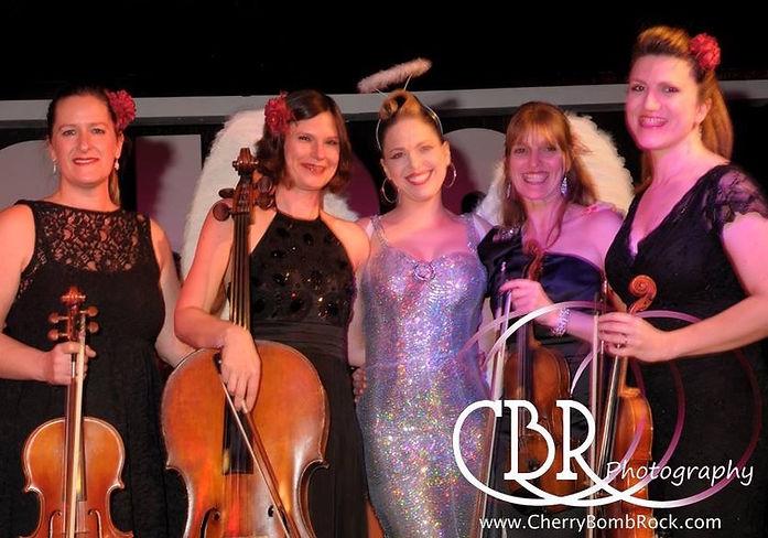Imelda May with Enigma String Quartet UK