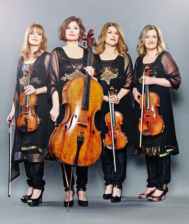 Enigma String Quartet UK