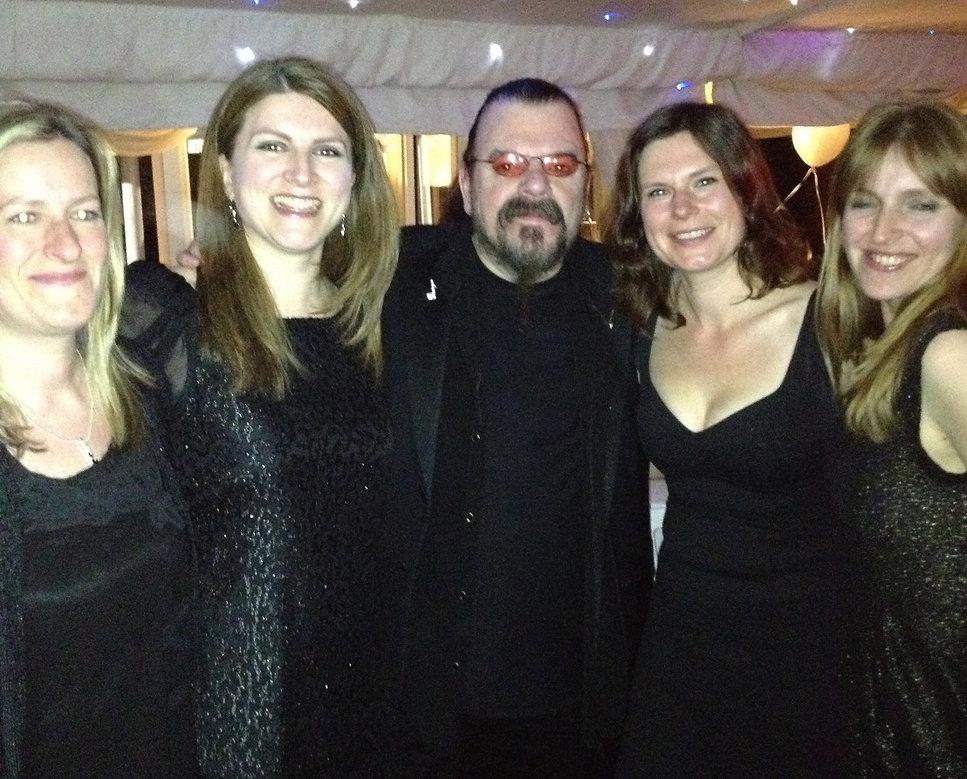 Roy Wood with Enigma String Quartet UK