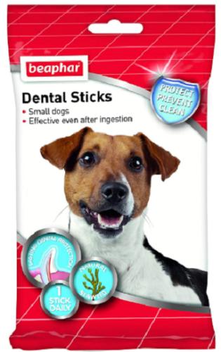 Beaphar Dental Sticks for Small Dogs, SML